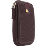Case Logic EHDC101 Compact Portable Small Hard Drive Case - Tanin